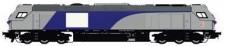 Sudexpress SNHK400513DCS HGK Diesellok Euro 4000 Ep.6