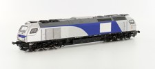 Sudexpress SU400516AS HGK Diesellok Euro 4000 Ep.6 AC