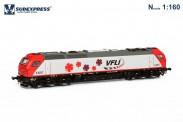 Sudexpress SVFL401716N VFLI Diesellok Euro 4000 Ep.6