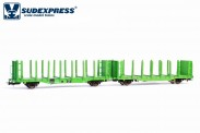 Sudexpress WRSE025 VTG Holztransportwagen Ep.5/6