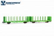 Sudexpress WRSE063 ÖBB Holztransportwagen Ep.5/6