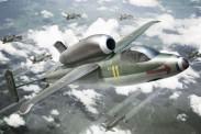 Brengun BRP144003 Heinkel He-162A