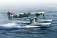 Brengun BRP72009 Supermarine Spitfire Vb mit Schwimmern