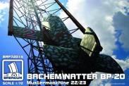 Brengun BRP72015 Bachem Ba-349 Natter 22/23