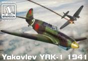 Brengun BRP72020 Jak-1 (mod. 1941)