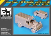 Blackdog T72081 Land Rover 110 Defender