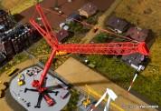 Kibri 10440 Gitterspitze für Gottwald Teleskopkran
