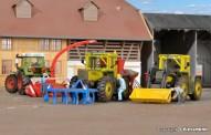 Kibri 10910 Landwirtschaftliches Geräte-Set