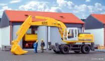 Kibri 11261 Liebherr 934 Litronic mit Radfahrwerk