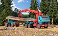 Kibri 12201 MB Langholztransport-HZ