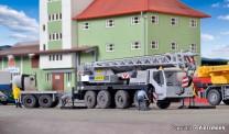 Kibri 13037 Liebherr LTM 1050/4 Grohmann Atollo