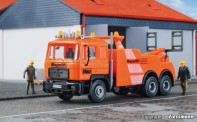 Kibri 14650 MAN F90 Bergefahrzeug 3-achs Rau