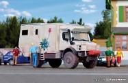 Kibri 14977 MB Unimog Wohnmobil Unicat