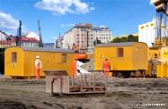 Kibri 15700 Baustellen Anhänger und Aufbauten