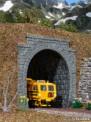 Kibri 34103 Tunnelportal, eingleisig