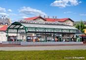Kibri 37760 Bahnsteighalle