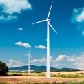Kibri 38532 Windkraftanlage, Höhe 44cm