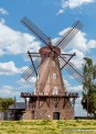 Kibri 39151 Windmühle in Hammarlunda