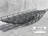 BN24-2 Fischbauchbrücke 24 cm zweigleisig