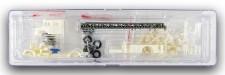 Brekina 10200 Bausatz: MB L1519 DLK30 weiß