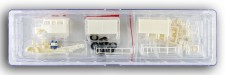 Brekina 10201 Bausatz: MB LAF1113 LF16 weiß