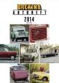 Brekina 12213 Brekina Autoheft 2013/2014