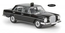 Brekina 13108 MB 280 SE (W108) Lim. Taxi schwarz