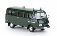 Brekina 13264 MB L206 D Bus JVA Stuttgart-Stammheim