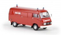Brekina 13307 MB L206 D Kasten FW GW Öl