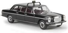 Brekina 13406 MB 200/8 D (V115) lang Taxi schwarz