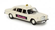 Brekina 13410 MB 220D/8 lang Taxi Köln - Pascha