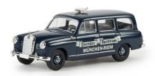 Brekina 13459 MB 180 (W120) Kombi Dachser Luftfracht