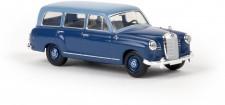 Brekina 13465 MB 180 (W120) Kombi hellblau/dunkelblau