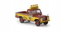 Brekina 13753 Land Rover 109 Hardtop Bärgningskar