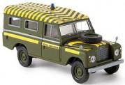 Brekina 13764 Land Rover 109 RAF Mountain Rescue