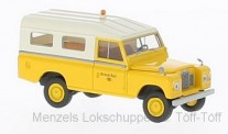 Brekina 13779 Land Rover 109 British Rail (GB)