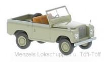 Brekina 13852 Land Rover 88 gelbgrau