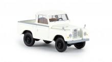 Brekina 13854 Land Rover 88 Hardtop weiß