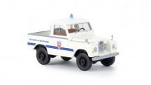 Brekina 13863 Land Rover 88 Hardtop Police CRS