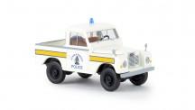 Brekina 13864 Land Rover 88 Hardtop Police Scotland