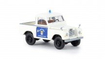 Brekina 13865 Land Rover 88 Hardtop Police Local