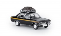 Brekina 20385 Opel Ascona A Black Magic