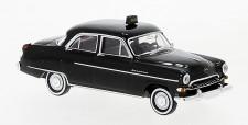 Brekina 20877 Opel Kapitän Lim. Taxi schwarz (1956)