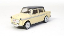 Brekina 22209 Fiat 1200 Grand Luce elfenb.-/schwarz