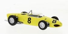 Brekina 22992 Ferrari F156 gelb No.8 Formel 1