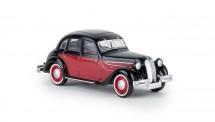 Brekina 24555 BMW 326 schwarz/rot (TD)