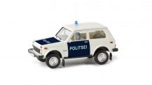 Brekina 27227 Lada Niva Politsei (EST)