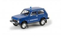 Brekina 27229 Lada Niva Gendarmerie (F)