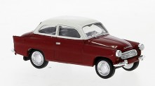 Brekina 27457 Skoda Octavia rot/weiß 1960