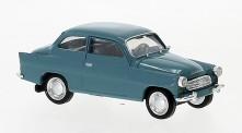 Brekina 27458 Skoda Octavia blau 1960